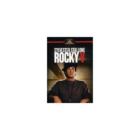DVD ROCKY 5