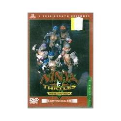 DVD NINJA TURTLES VOL.2