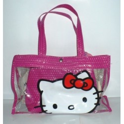 BORSA HELLO KITTY 2 IN 1