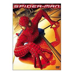 DVD SPIDER-MAN