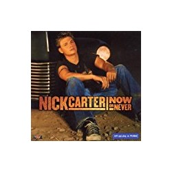 CD NICK CARTER-NOW OR NEVER