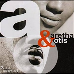 CD ARETHA E OTIS-IDEM