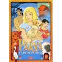 DVD PARVIA E IL PRINCIPE SHIVA