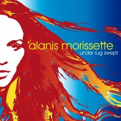 CD ALANIS MORISSETTE-UNDER RUG SWEPT