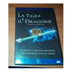 DVD LA TIGRE E IL DRAGONE