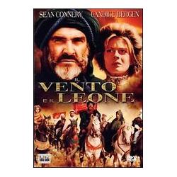 DVD IL VENTO E IL LEONE