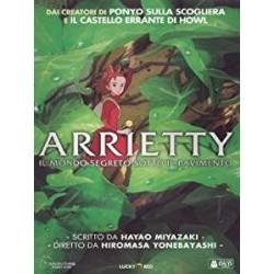 DVD -ARRIETTY IL MONDO SEGRETO SOTTO IL PAVIMENTO