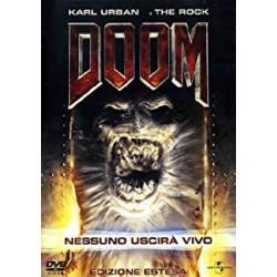 DVD DOOM NESSUNO USCIRA' VIVO