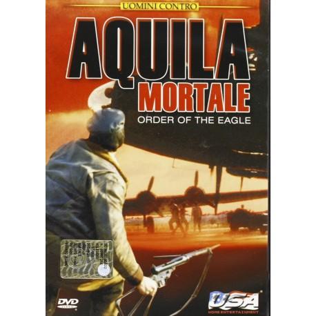 DVD AQUILA MORTALE
