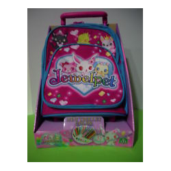MINI TROLLEY ASILO JEWELPET