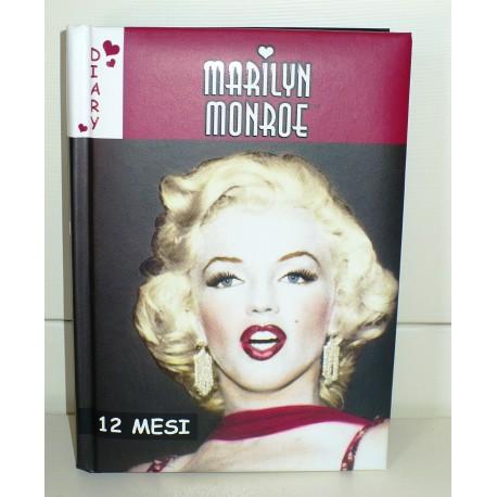 DIARIO SCOLASTICO MARYLIN MONROE