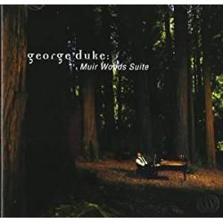 CD GEORGE DUKE-MUIR WOODS SUITE