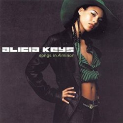 CD ALICIA KEYS-SONGS IN AMINOR