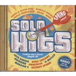 CD SOLO HITS SPRING 2005
