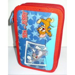 ASTUCCIO 3 ZIP TOM E JERRY