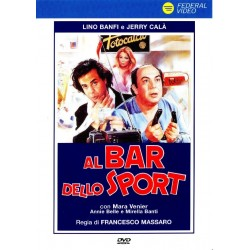 DVD AL BAR DELLO SPORT