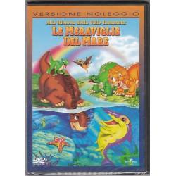 DVD ALLA RICERCA DELLA VALLE INCANTATA,LE MERAVIGLIE DEL MARE