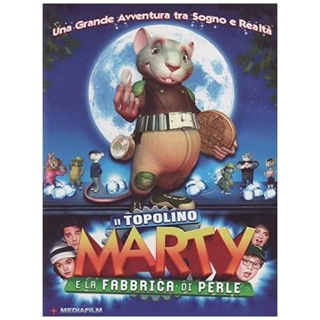 DVD IL TOPOLINO MARTY E LA FABBRICA DI PERLE
