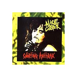 CD ALICE COOPER-SNORTHING ANTHRAX