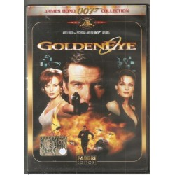 DVD 007 GOLDENEYE