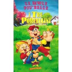 VHS I TRE PORCELLINI