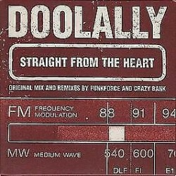 CD DOOLALLY-STRAIGHT FROM THE HEART