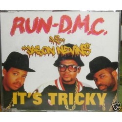 CD RUN D.M.C VSON NEVINS-IT'S TRICKY