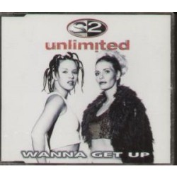 CD 2 UNLIMITED-WANNA GET UP