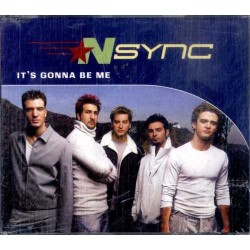 CD NSYNC-IT'S GONNA BE ME