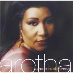 CD ARETHA FRANKLIN-A ROSE IS STILL A ROSE