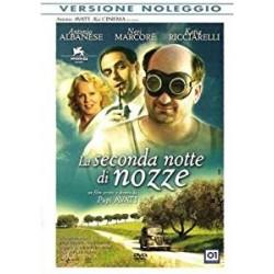 DVD LA SECONDA NOTTE DI NOZZE