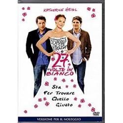 DVD 27 VOLTE IN BIANCO