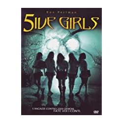 DVD 5IVE GIRLS