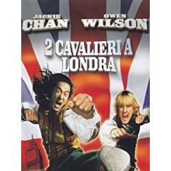 DVD 2 CAVALIERI A LONDRA