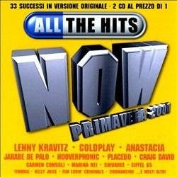CD ALL THE HITS NOW PRIMAVERA 2001