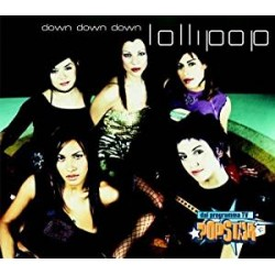 CD LOLLIPOP-DOWN DOWN DOWN