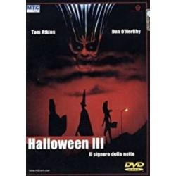DVD HALLOWEEN 3 IL SIGNORE DELLA NOTTE