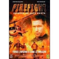 DVD FIREFIGHT INFERNO AD ALTA QUOTA