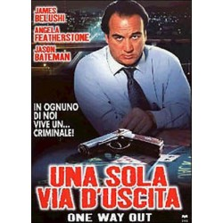DVD UNA SOLA VIA D'USCITA
