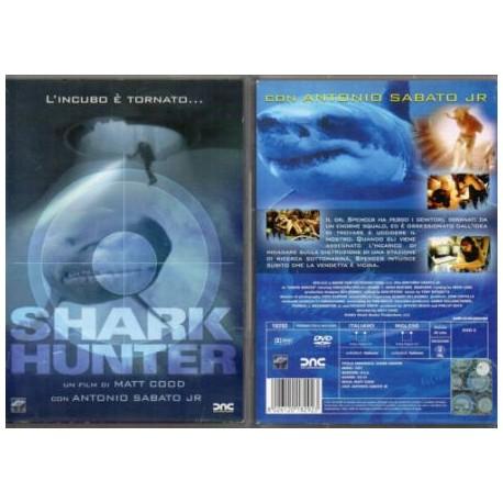 DVD SHARK HUNTER