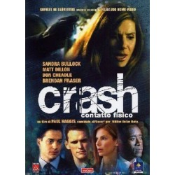 DVD CRASH CONTATTO FISICO