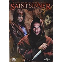 DVD SAINT SINNER