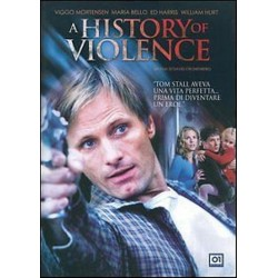 DVD A HISTORY OF VIOLENCE