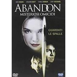 DVD ABANDON MISTERIOSI OMICIDI