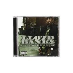 CD LLOYD BANKS-THE HUNGER FOR MORE
