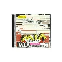 CD M.I.A.-MAYA