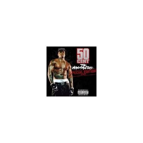 CD 50 CENT-THE MASSACRE