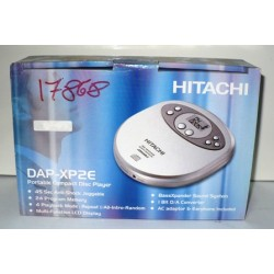 LETTORE CD PORTATILE HITACHI DAP-XP2E
