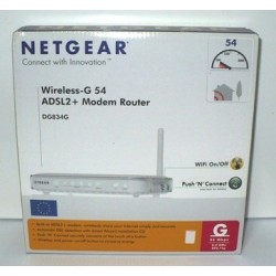 ROUTER NETGEAR 54 MBPS 10/100 WIRELLES G