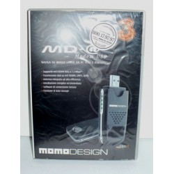 MODEM 3 USB MD MOMO DESIGN  7,2 MBPS